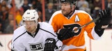 Kings get emotional win over Flyers