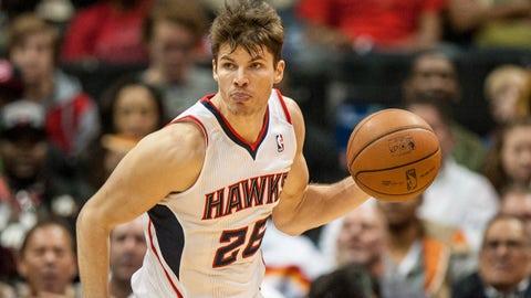 Atlanta Hawks: Kyle Korver, 35
