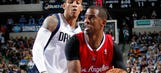 Paul leads Clippers' rally past Mavs