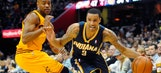 Pacers' road struggles continue with loss to Cavs