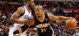 Pacers hand 76ers 19th straight loss