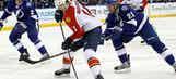 Panthers' late surge not enough to take down Lightning