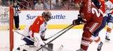 Coyotes hold early lead to beat Panthers