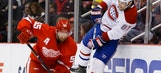 Late surge not enough for Red Wings