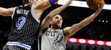 Spurs top Magic for 6th straight W
