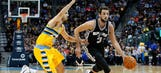 Spurs win 16th straight behind Belinelli's 27