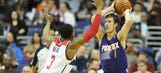 Dragic helps lead Suns to victory over Wizards