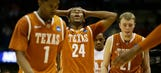Texas downed by Michigan