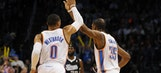 Durant, Lamb help Thunder past Kings
