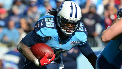 RB Chris Johnson (2008): 40-yard Dash King