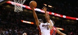 Wade leads Heat past Wizards