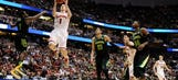 Badgers dominate Bears, reach Elite Eight