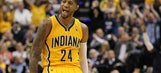 NBA fines Paul George, Pacers' coach for ripping referees after loss to Bulls