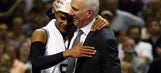 Popovich praises Spurs after 5th NBA title