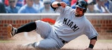 Marlins rally past Cubs