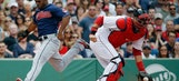 Indians rally past Red Sox