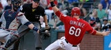 Indians dropped by Rangers, 6-4