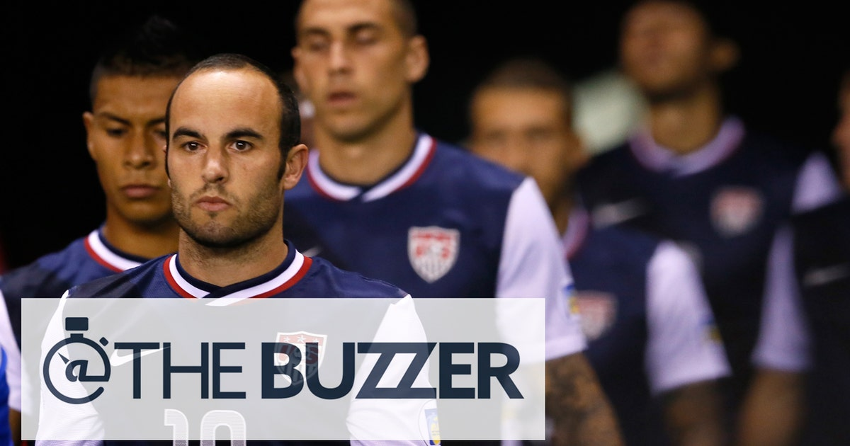 ca0f8e3174e What Landon Donovan Should Be Doing With His Time -  TheBuzzerOnFox ...
