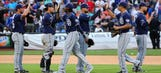 Padres beat down on Mets in shut out