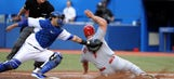 Cards fall to Blue Jays