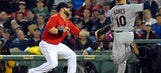 Red Sox score convincing win over Indians