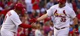 Cardinals slide past Nationals
