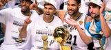Spurs win NBA title as Heat struggle