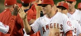 Trout grand slam powers Angels past White Sox