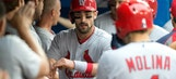 Cardinals blank Blue Jays 5-0