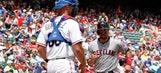 Indians squeak past Rangers