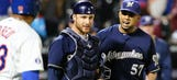 Lucroy lifts Brewers past Mets
