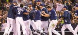 Padres edge Nats in extras