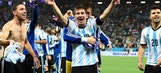 Argentina tops Netherlands in World Cup semifinals