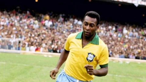 5. Pele, Brazil