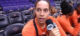 Griner on All-Star start