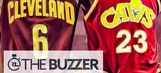 Should LeBron Wear 6 or 23 in Cleveland? – @TheBuzzeronFOX