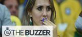Saddest Brazilian Fans During Ugly Loss To Germany – @TheBuzzeronFox