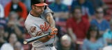 Orioles top Red Sox in 12