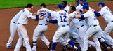 Braves lose to Cubs after a walk-off