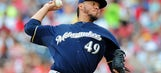 Brewers fall to Nationals
