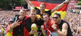 Germany top FIFA rankings after winning World Cup