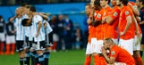 Netherlands lose to Argentina in shootout