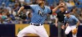 Rays shut out Blue Jays