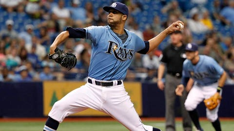 Tampa Bay Rays: 841-780 (.519)