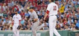 Red Sox blanked by White Sox