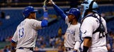 Rays done in by Royals rally