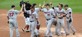 Twins cruise past Rockies