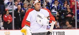 Luongo topples former team, Panthers beat Canucks
