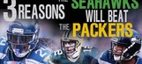 3 reasons why the Packers don't stand a chance against the Seahawks