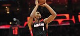 Heat cruise past Clippers